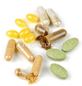 capsules, tablet, softgel products