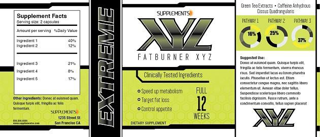 fat-burner-label-example - SSMFG - #1 Vitamin Supplement & Private