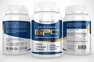 Nutra brain supplement design