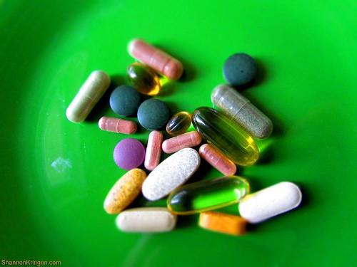 various dietary pills