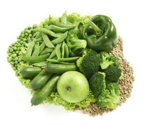 green foods supplementation