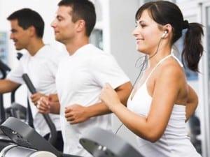 Group Cardio Exercising