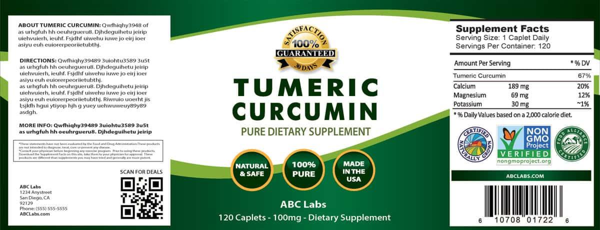Superior---Tumeric-Curcumin-Label