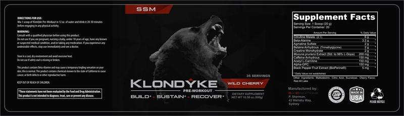 label-design-Klondyke