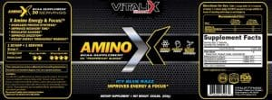 label design vitalix