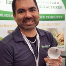 PRESS RELEASE: Superior Supplement Manufacturing is presented the Prestigious DOW Packaging Silver Award for Innovation