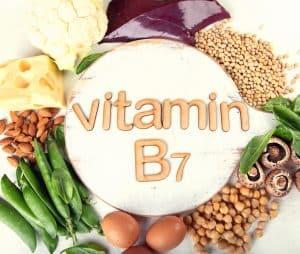 vitamin b7 health benefits