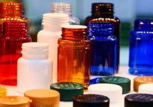 bottle packaging solutions colorful bottles superior supplement manufacturing