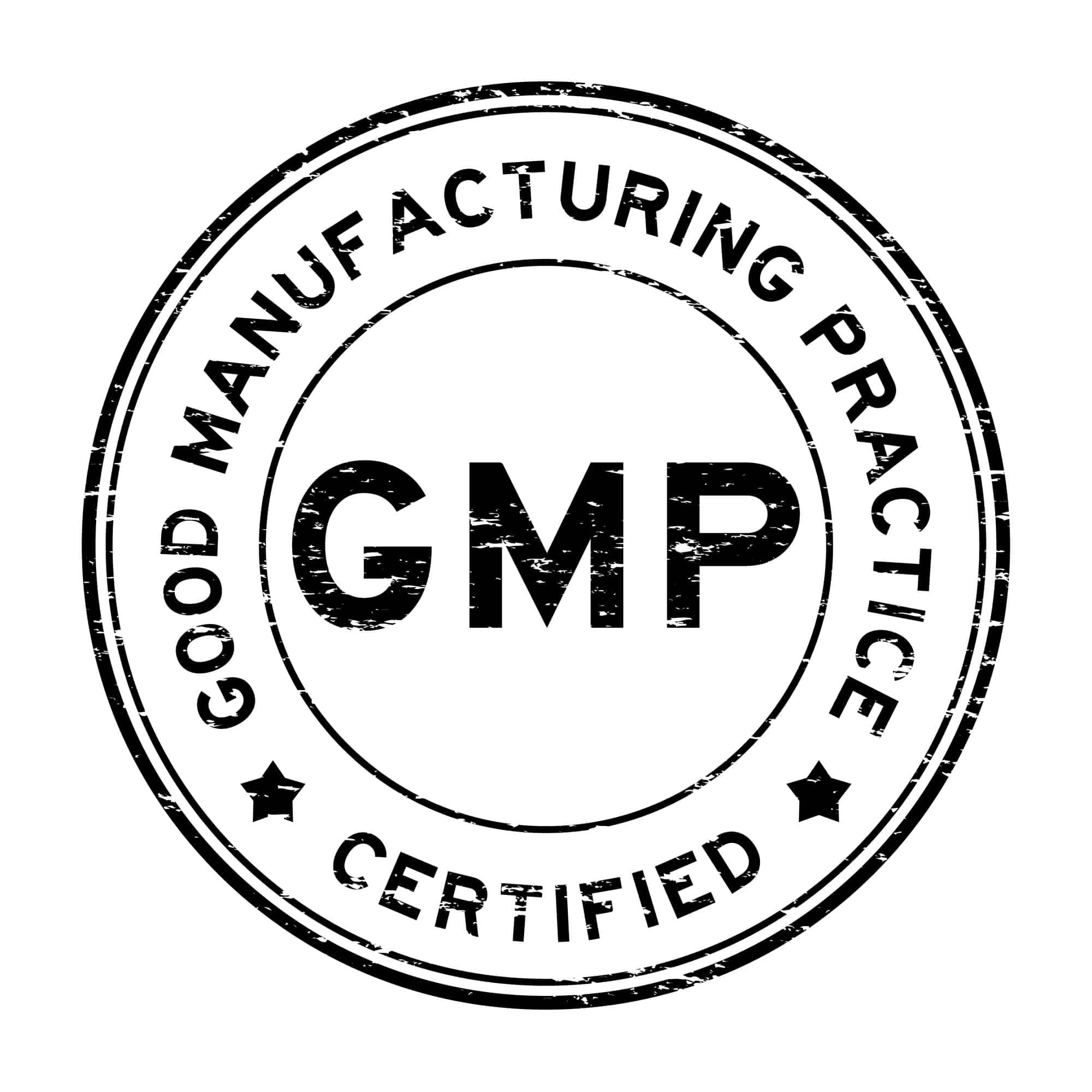 gmp supplement manufacturer