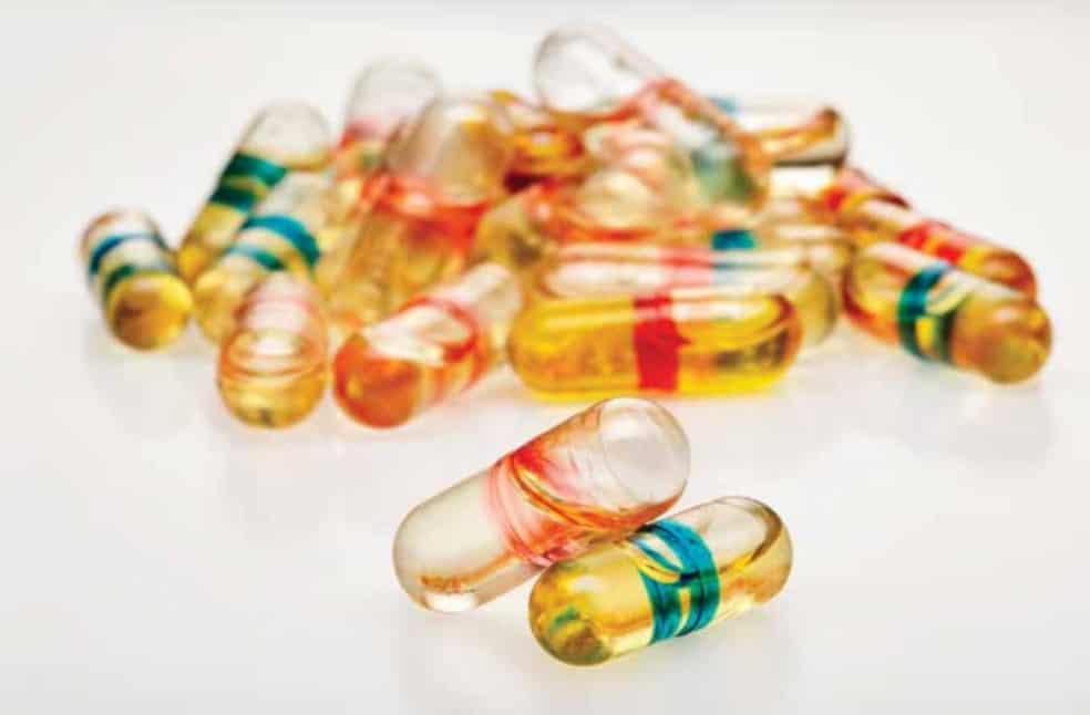 liquid filled capsules manufacturer